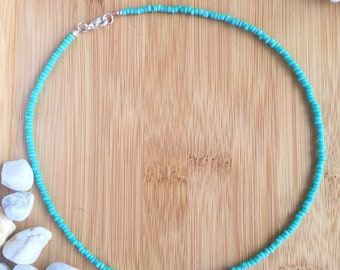 Czech Seed Bead Necklace