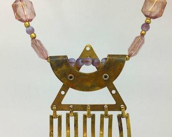 Grimace Necklace