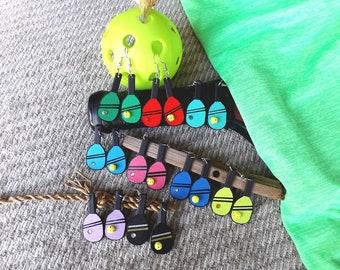 Pickleball Paddle Earrings
