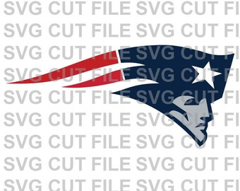 SVG Cut File~ Patriots Multi Layer Cut File~Silhouette Cut File~Cameo ~Cricut ~~ Transfer