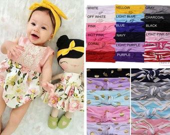 baby head wraps - baby turban - baby turban headband - baby turban headwrap - baby headwrap - baby girl head wrap CH01
