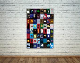 Goosebumps - Series Poster | Classic 90s