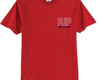 PJPII Volleyball Jr Jag t-shirt