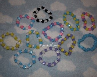 kawaii star bracelet