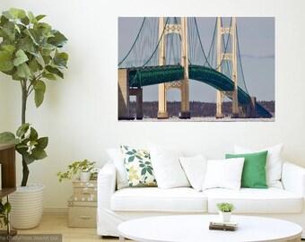 Mackinac Bridge MI Prints