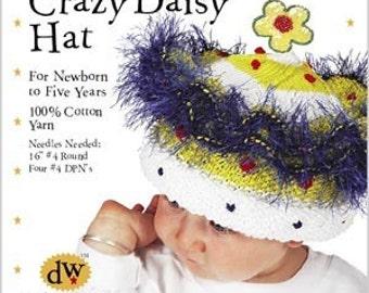 Knitting Pattern/hand knitting/Baby hat/Toddler Hat/Debby Ware/Knitting Pattern/ Hand Knitting/Baby Hat/Toddler Hat/Knitting kit Cotton