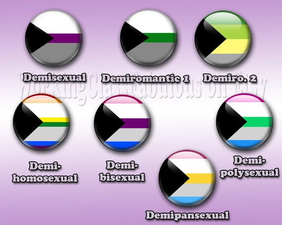 544cafdca Items similar to Demisexuality 1.5