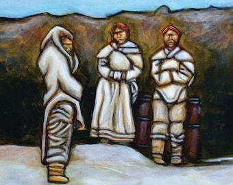Art Card - The Matriarchs