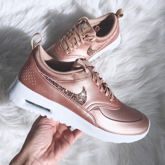 dernières collections choix pas cher Nike Thea Air Max Or Rose Pour Femmes Bandes De Mariage SAST sortie Hu3Am2ECK0