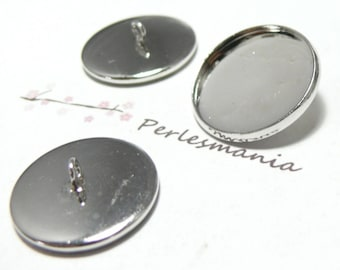 Primer 10 support of buttons to sew 12mm PP