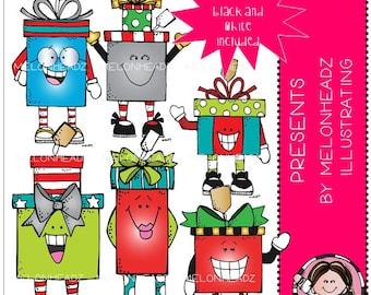 Presents clip art - Mini