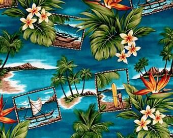 Mens Hawaiian shirt