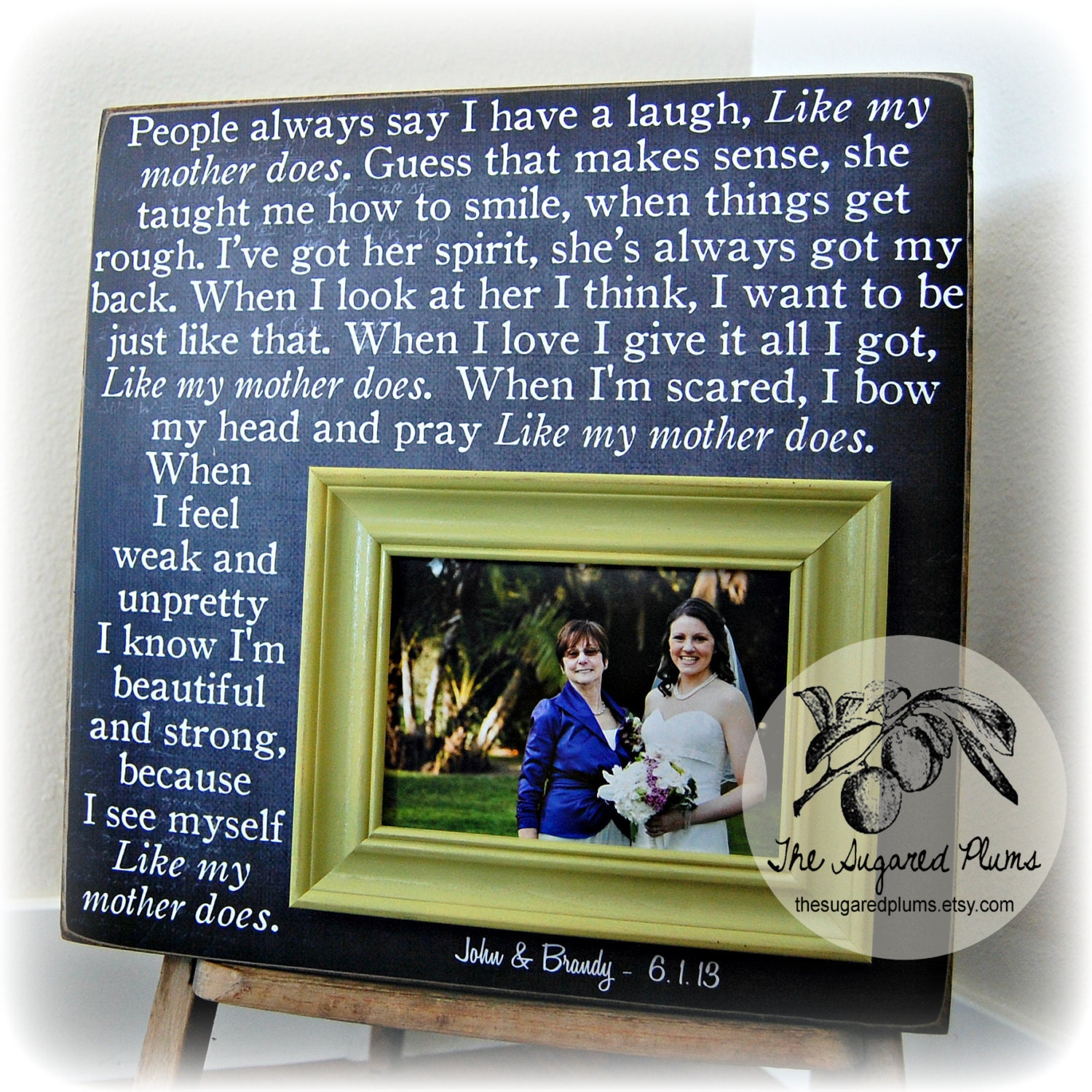 Unique Mother Of The Bride Gifts: What To Give Mother Of The Bride Gifts For Mom Personalized