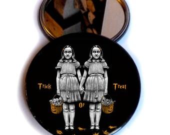 Pocket Mirror TRICK OR TREAT