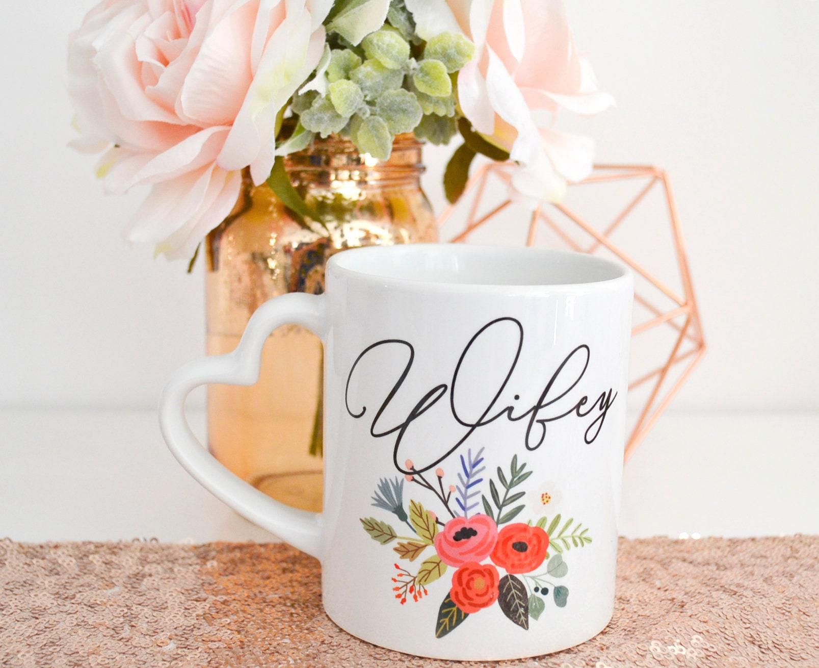 Wifey Mug Wedding Planning Mug Bride Gift Wedding Gift Wedding