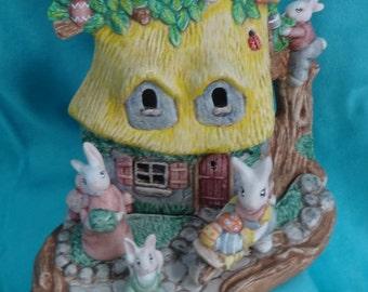Ceramic Cottage