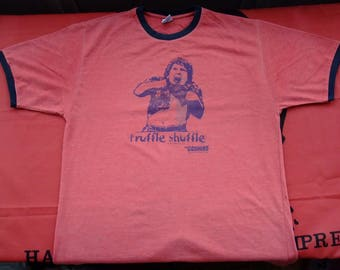 Truffle Shuffle T Shirt The Goonies official tshirt cotton polyester Large