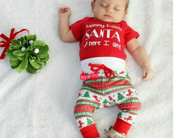 Baby Clothes, Baby Christmas Outfit, Baby Boy Christmas, Newborn Christmas Outfit, Christmas Baby, Toddler Christmas Shirts, Liv & Co.™