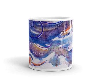 A Winter Morning alt2 - Mug