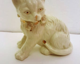 Ceramic Cat by Formalities