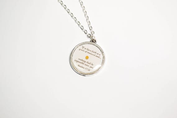 Mustard seed necklace faith faith necklace real mustard mustard seed necklace faith faith necklace real mustard seed mustard seed jewelry mustard seed pendant mustard seed faith gift aloadofball Image collections