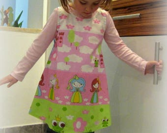 Dress, apron, tunic made of desired fabric!