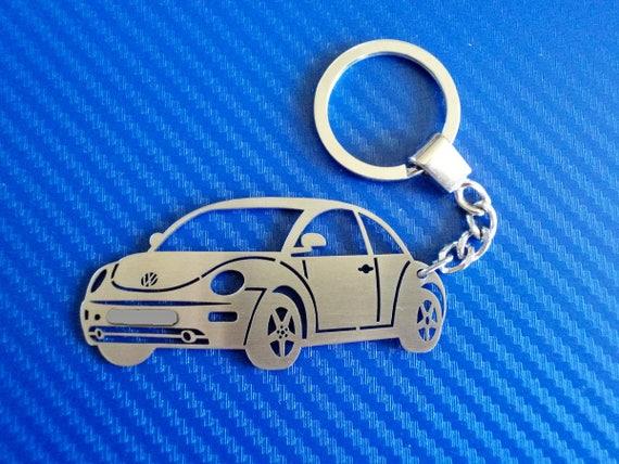 vw new beetle personalisierte schl sselanh nger ihr auto auf. Black Bedroom Furniture Sets. Home Design Ideas