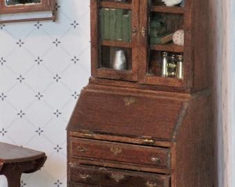 Miniature library desk/cabinet
