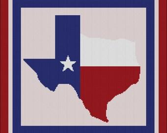 Texas crochet graph