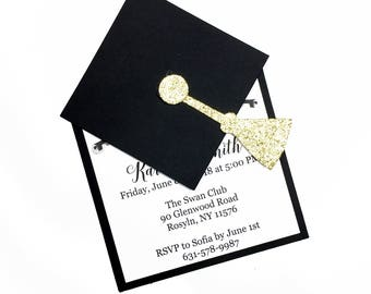 Graduation Invitation High School Graduation College