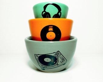 The DJ's Urban Set.  Made to Order.