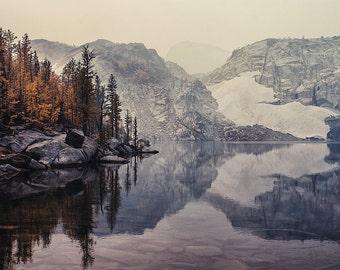 Inspiration Lake - Photography Print