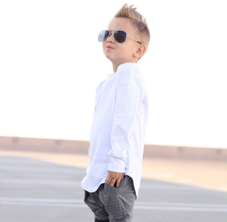 Toddler boy shirts long sleeve Baby boy shirts Baby boy t
