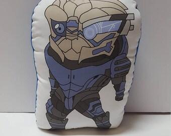 Mass Effect Garrus Pillow Plush