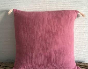 Double gauze cotton Cushion cover