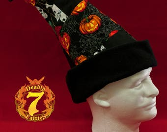 Fancy Wizard Hat - Zombie