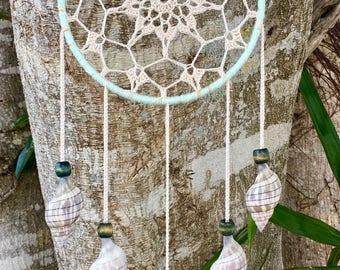 """6"""" Crochet Dreamcatcher"""