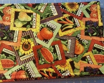 Seed Packet Placemats (set of 5)