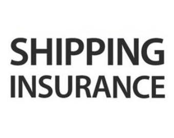 Shipping insurance up to 100 dollars in orders
