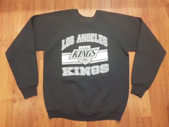 Vintage LA Kings Sweatshirt, Wayne Gretzky Sweatshirt, 1988 LA Kings Crew Neck, Size Mens XL