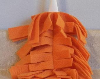 Fleece Swiffer Duster Refill- ORANGE- 27002
