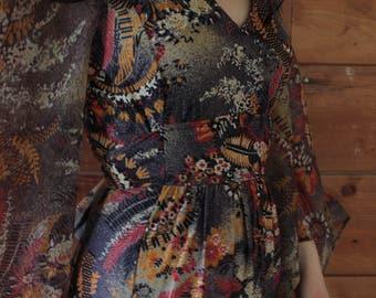 Vintage Harvest GYPSY gown