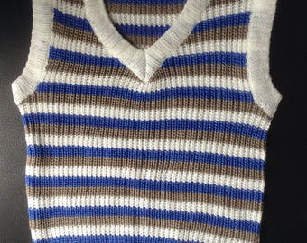 Childs tank top,kids tank top,childs sweater,childs jumper