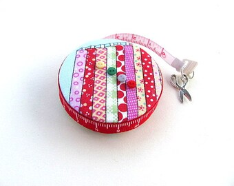Measuring Tape Bolts of Fabric Pocket Retractable Tape Measure