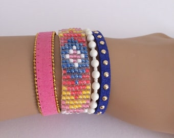 Girl Cuff Bracelet,
