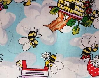 Krazy Kritters - Bees by Fabri-Quilt, Inc. patt. #112-2977