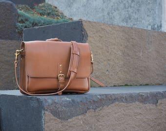 Leather US Postal Messenger Bag Men, Mens Leather Messenger Bag, Leather Satchel For Men, Vintage Leather Mail Bag, Laptop Bag, Briefcase