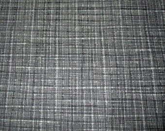 Black Thatch Quilting Fabric 1/2 YD
