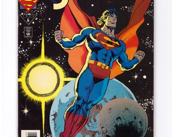 Issue #86 SUPERMAN Comic Book