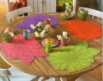 Placemat - FLOWER -